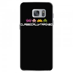 classically trained   80s video games Samsung Galaxy S7 Case | Artistshot