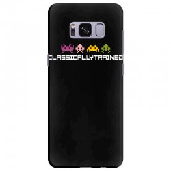 classically trained   80s video games Samsung Galaxy S8 Plus Case | Artistshot