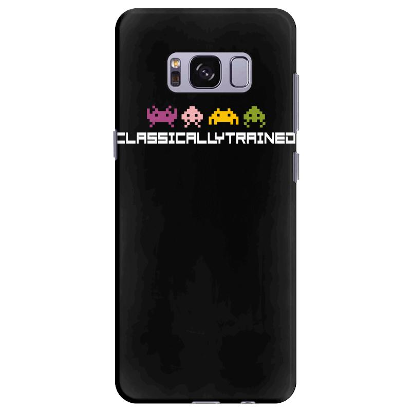 Classically Trained   80s Video Games Samsung Galaxy S8 Plus | Artistshot