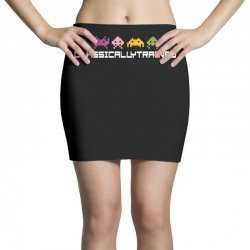 classically trained   80s video games Mini Skirts | Artistshot