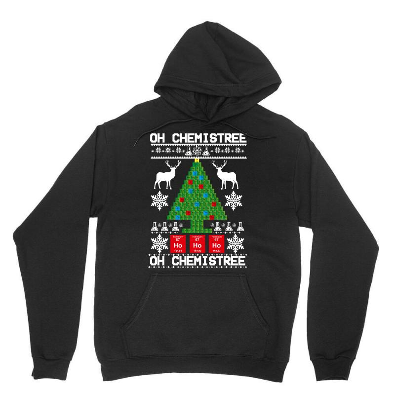 Chemist Element Oh Chemistree Christmas Sweater Unisex Hoodie | Artistshot