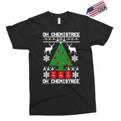 chemist element oh chemistree christmas sweater Exclusive T-shirt | Artistshot