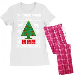 chemist element oh chemistree christmas sweater Women's Pajamas Set | Artistshot