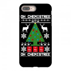 chemist element oh chemistree christmas sweater iPhone 8 Plus Case | Artistshot