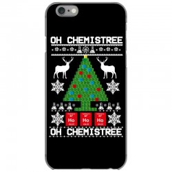 chemist element oh chemistree christmas sweater iPhone 6/6s Case | Artistshot