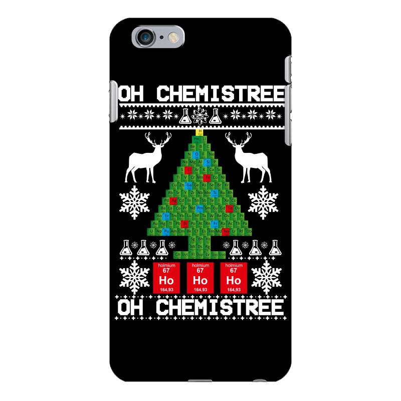 Chemist Element Oh Chemistree Christmas Sweater Iphone 6 Plus/6s Plus Case | Artistshot