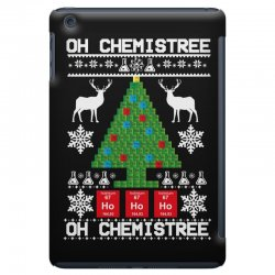 chemist element oh chemistree christmas sweater iPad Mini Case | Artistshot