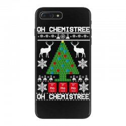 chemist element oh chemistree christmas sweater iPhone 7 Plus Case | Artistshot