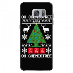 chemist element oh chemistree christmas sweater Samsung Galaxy S7 | Artistshot