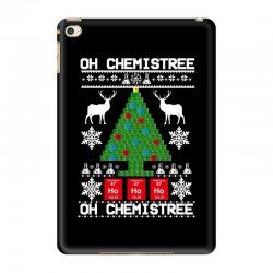 chemist element oh chemistree christmas sweater iPad Mini 4 | Artistshot