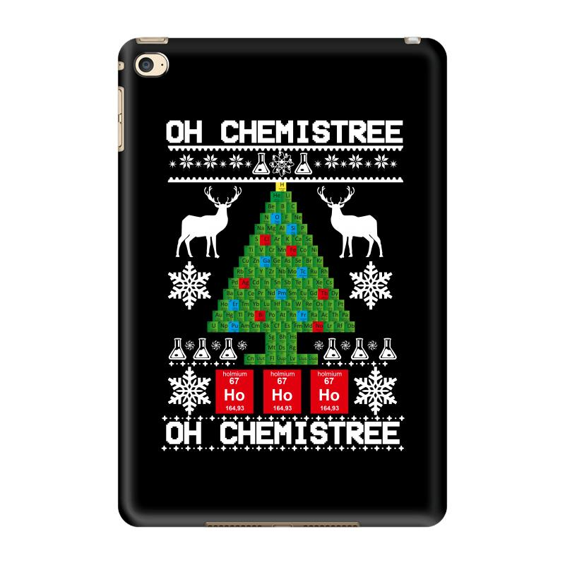Chemist Element Oh Chemistree Christmas Sweater Ipad Mini 4 Case | Artistshot