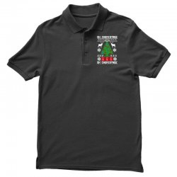 chemist element oh chemistree christmas sweater Polo Shirt | Artistshot