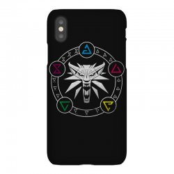 camiseta witcher iPhoneX Case | Artistshot