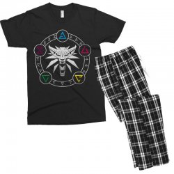 camiseta witcher Men's T-shirt Pajama Set | Artistshot