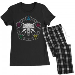 camiseta witcher Women's Pajamas Set | Artistshot