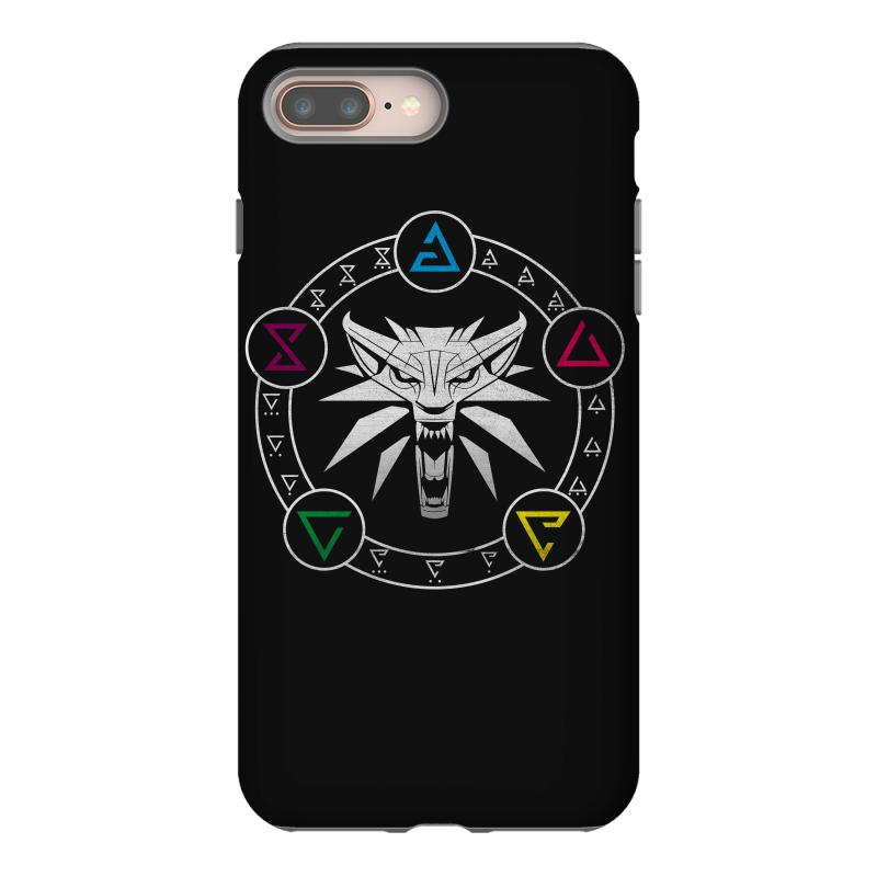Camiseta Witcher Iphone 8 Plus Case | Artistshot