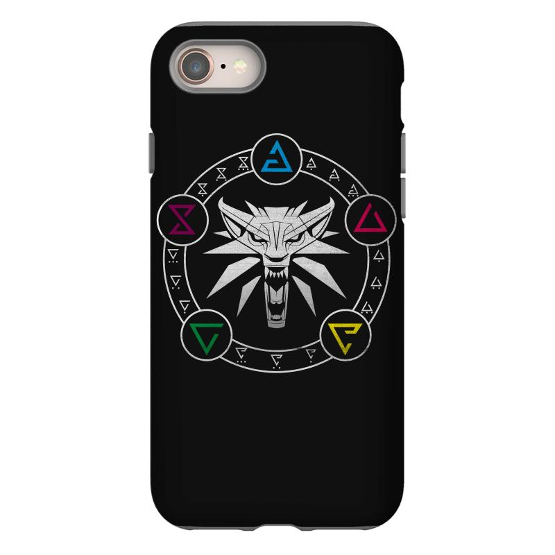 Camiseta Witcher Iphone 8 Case | Artistshot
