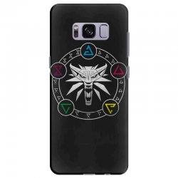 camiseta witcher Samsung Galaxy S8 Plus Case | Artistshot