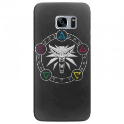 camiseta witcher Samsung Galaxy S7 Edge Case | Artistshot
