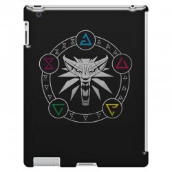 camiseta witcher iPad 3 and 4 Case | Artistshot