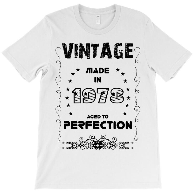 04d718602e5 Custom Vintage Made In 1978 Aged To Perfection T-shirt By Wizarts ...