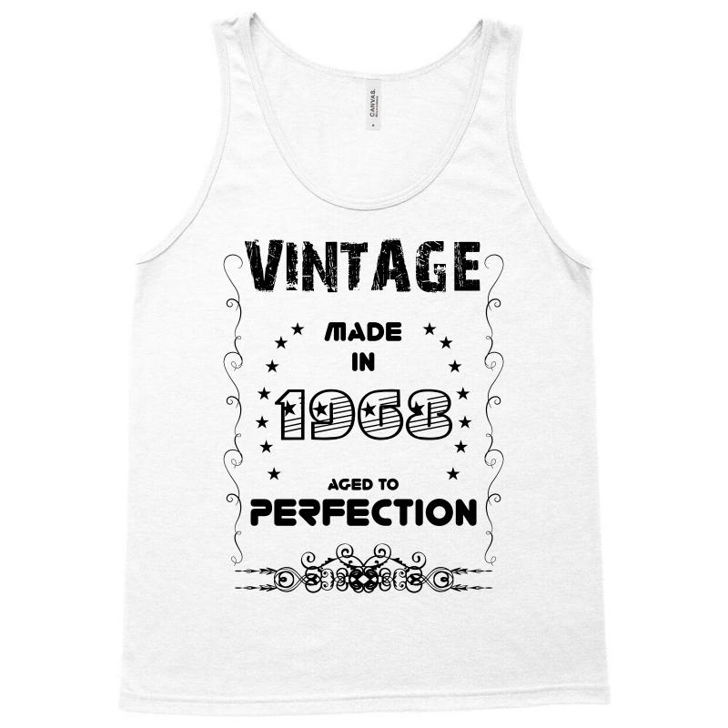 c1b2fba6f835f5 Custom Vintage Made In 1968 Aged To Perfection Tank Top By Wizarts ...