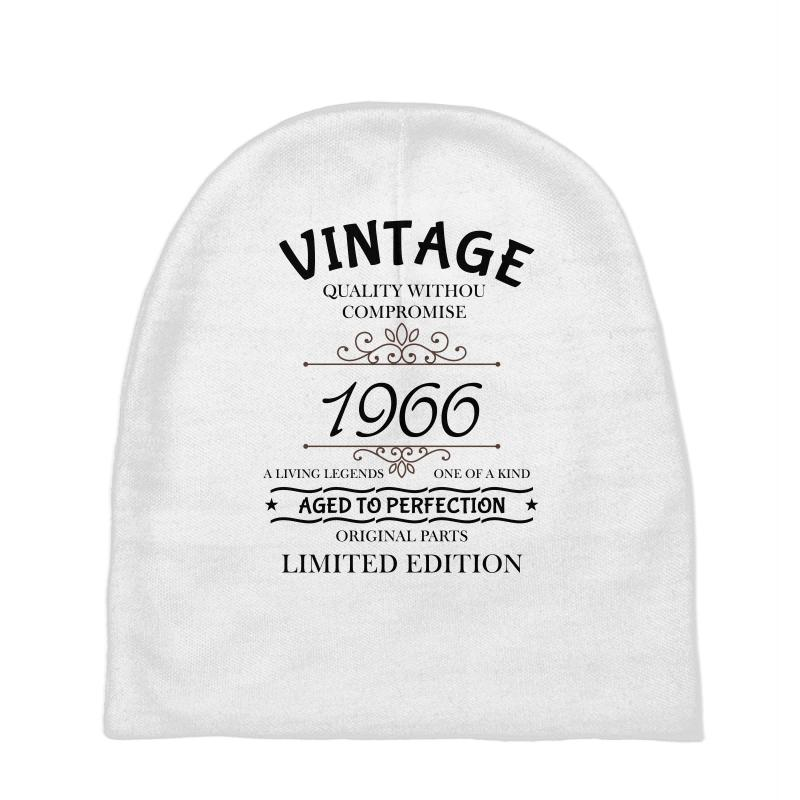 cb3e023b vintage qualitey withou compromise 1966 aged to perfection original pa Baby  Beanies