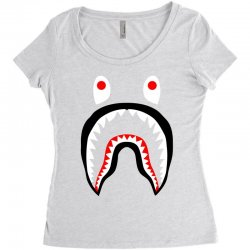 bape Women's Triblend Scoop T-shirt | Artistshot