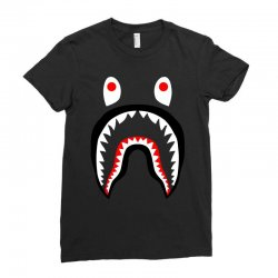 bape Ladies Fitted T-Shirt | Artistshot