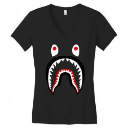 bape Women's V-Neck T-Shirt | Artistshot