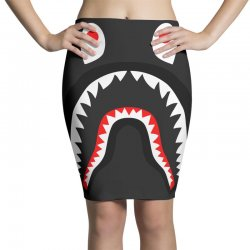 bape Pencil Skirts | Artistshot