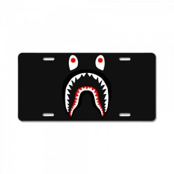 bape License Plate | Artistshot