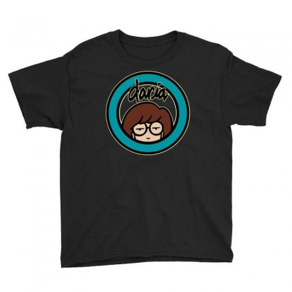 Tv Daria Youth Tee Designed By Allstreet