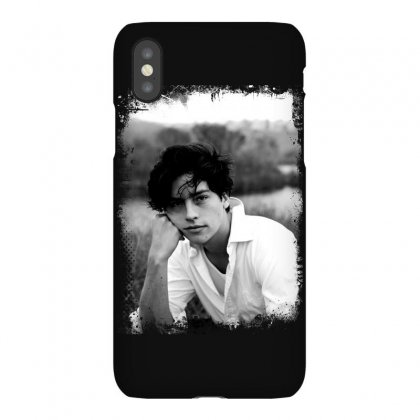 Cole Sprouse Iphonex Case Designed By Sengul