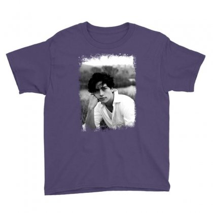 Cole Sprouse Youth Tee Designed By Sengul