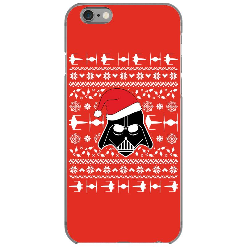Star Wars Darth Vader Ugly Christmas Iphone 66s Case By Artistshot