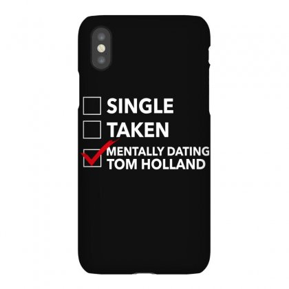 Tom Holland Dating Iphonex Case Designed By Sengul