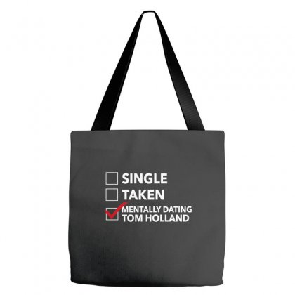 Tom Holland Dating Tote Bags Designed By Sengul