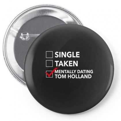 Tom Holland Dating Pin-back Button Designed By Sengul