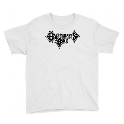 Tv Headbangers Ball Youth Tee Designed By Allstreet