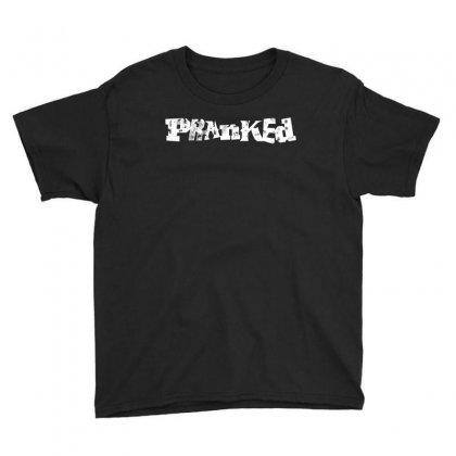 Tv Pranked Youth Tee Designed By Allstreet