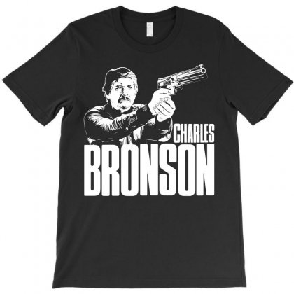 Bronson Wish T-shirt Designed By Allstreet