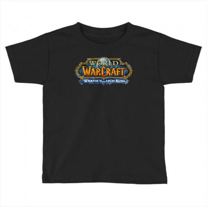 Wrath Of The Lich King Exclusive Item Toddler T-shirt Designed By Allstreet