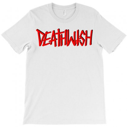 Deathwish T-shirt Designed By Allstreet