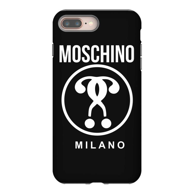 super popular 767ce 3ae74 Moschino Iphone 8 Plus Case. By Artistshot