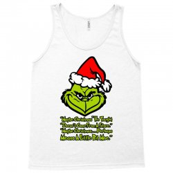 maybe christmas grinch Tank Top | Artistshot