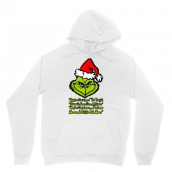 maybe christmas grinch Unisex Hoodie | Artistshot