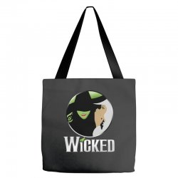 broadway musical wicked Tote Bags | Artistshot