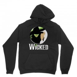 broadway musical wicked Unisex Hoodie | Artistshot