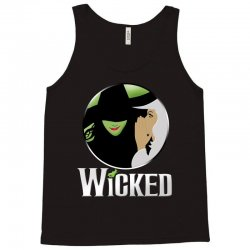 broadway musical wicked Tank Top | Artistshot